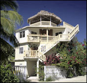 Lazy Iguana Bed & Breakfast, Caye Caulker